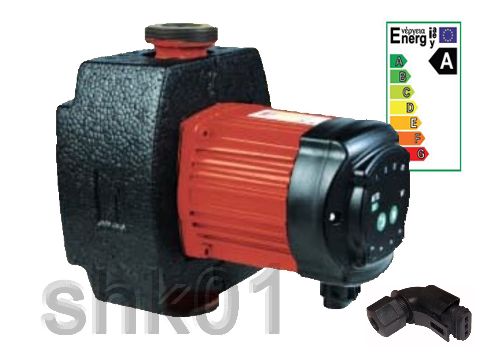 Alta eficiencia a bomba de calor 1 1 2 5 4 2 4 6 m dn 15 - Bomba de calor de alta eficiencia energetica para calefaccion ...