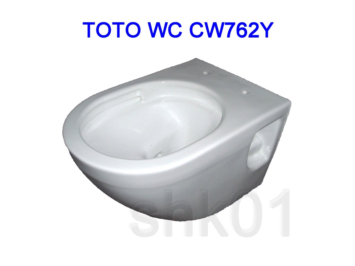 paroi wc toto nc blanc cw762y si ge vc150 vc100r tornado flush cefiontect ebay. Black Bedroom Furniture Sets. Home Design Ideas