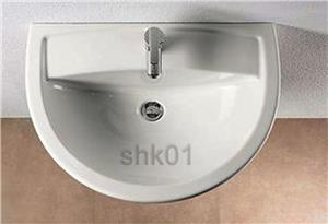 Diana plus 4343 vitra handwaschbecken 60cm waschtisch for Diana vitra